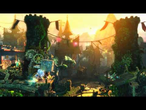 Trine 2: Director's Cut Out Now, Gets Launch Trailer, New Screenshots