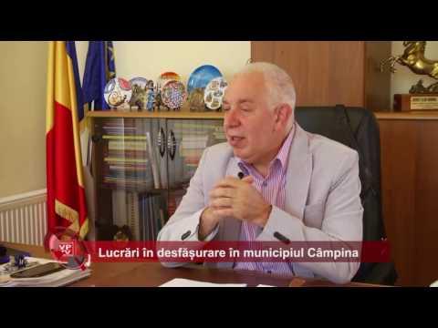 Emisiunea Proiecte pentru Comunitate – 12 iulie 2017 – Câmpina