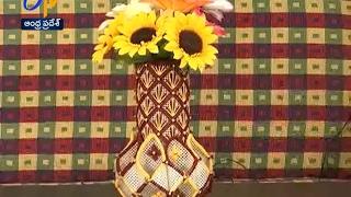 mat tho flower vase chudandi cheyandi sakhi 18th february 2017 etv andhra pradesh