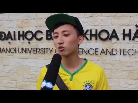 Thực trạng nói Tiếng Anh của sinh viên Việt Nam!!!