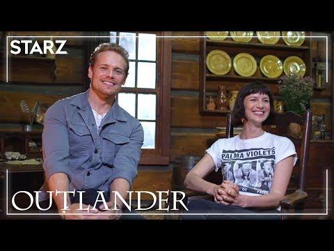 Outlander | Entertainment Tonight Tours Fraser's Ridge | STARZ