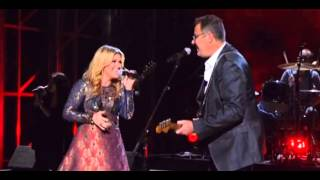 Kelly Clarkson (feat Vince Gill) -- Don't Rush