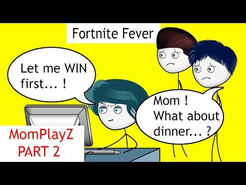 When a Gamer's Mom wants to play games PART 2