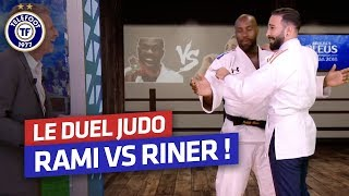 Video Adil Rami vs Teddy Riner : le combat dans le Mag de la Coupe du monde ! MP3, 3GP, MP4, WEBM, AVI, FLV Agustus 2018
