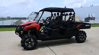 9. Lifted 2017 Arctic Cat / Textron Prowler 700 HDX Crew Overview and Review