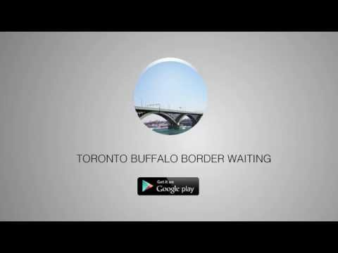 Toronto Buffalo Border Waiting