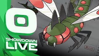 SPECS TINTED LENS YANMEGA Pokemon Sun & Moon! NU Showdown Live w/PokeaimMD by PokeaimMD