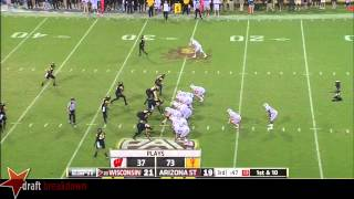 Rob Havenstein vs Arizona State (2013)