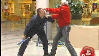 Hand Glued To Face Prank - Just For Laughs Gags