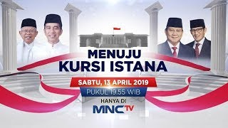 Video LIVE NOW! Menuju Kursi Istana - Debat Kelima Pilpres 2019 MP3, 3GP, MP4, WEBM, AVI, FLV April 2019