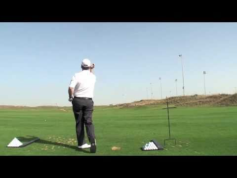 Power Rhythm Timing in Abu Dhabi; Shawn Clement; #1 Most Popular Golf Teacher on You Tube