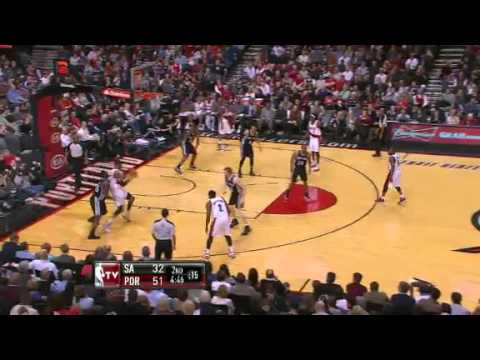 San Antonio Spurs 97 – Portland Trail Blazers 137