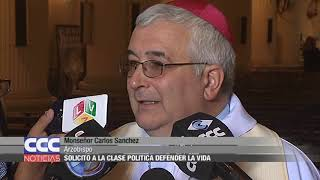 Monseñor Carlos Sanchez