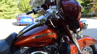 4. 2010 Harley-Davidson CVO Ultra Classic Electra Glide