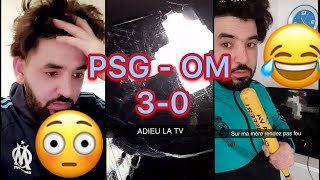 Video Mohamed HENNI VENERE 😂😳 après le Classico PSG-OM (3-0) casse sa télé MP3, 3GP, MP4, WEBM, AVI, FLV Mei 2018