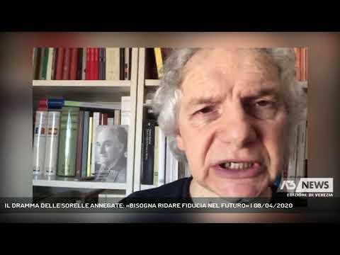 IL DRAMMA DELLE SORELLE ANNEGATE: «BISOGNA RIDARE FIDUCIA NEL FUTURO» | 08/04/2020