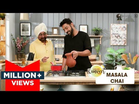 , title : 'Masala chai | मसाला चाय | Chef Ranveer Brar'