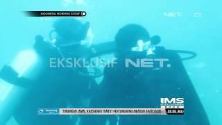 Video Menyelam Bersama TNI AL, 2 Jurnalis NET Berhasil Temukan Puing Pesawat   IMS MP3, 3GP, MP4, WEBM, AVI, FLV November 2018