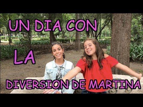 Un día con la diversión de Martina/Sorteo/Vlog La Bala