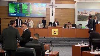 Câmara Municipal de Sorocaba retoma as atividades em sessão tranquila