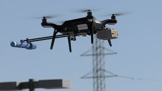 PG&E Demonstrates Drones  to Improve Gas Safety