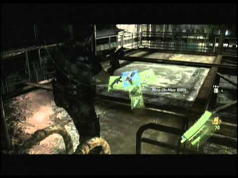 Video 2 de Resident Evil 6: Campaña de Chris demo 2