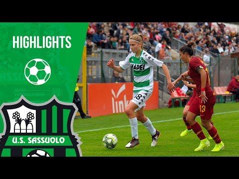 Serie A Femminile | Roma-Sassuolo 2-1 | Highlights