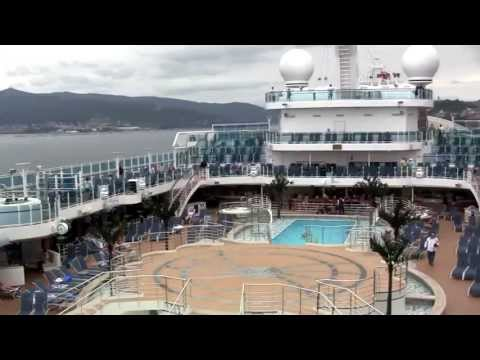 Royal Princess Tour