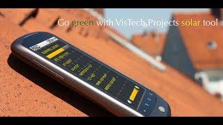 SolarMeter solar panel planner YouTube video