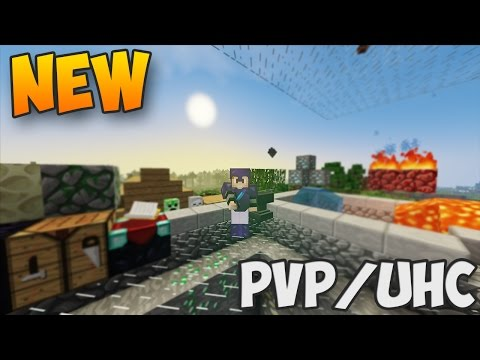 NEW UHC / PVP 1.7/1.8 TEXTURE PACK! (TBNRkenworth V5 Texture Pack)