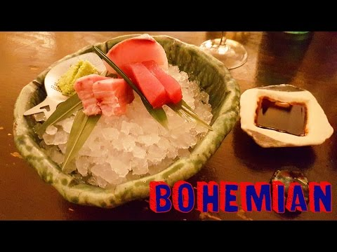 Exclusive HIDDEN NYC Restaurant - Bohemian (kakurega)