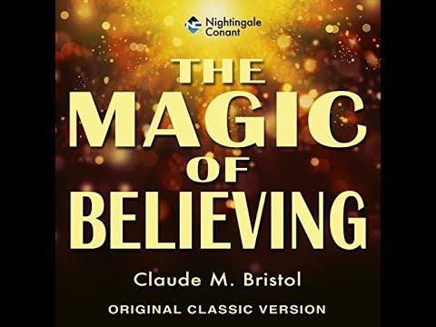 The Magic of Believing Claude Bristol (complete)