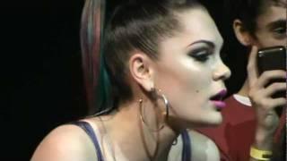Jessie J - Price tag ( Via Funchal,São Paulo - F1Rocks 24/11/11)