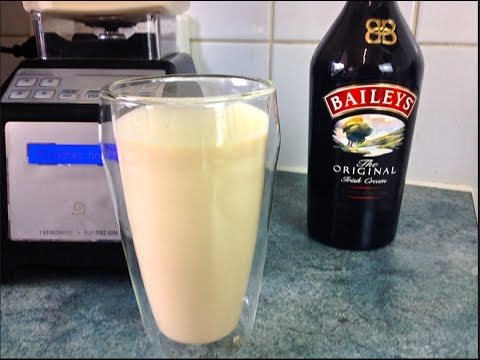 How To Make BAILEYS IRISH CREAM
