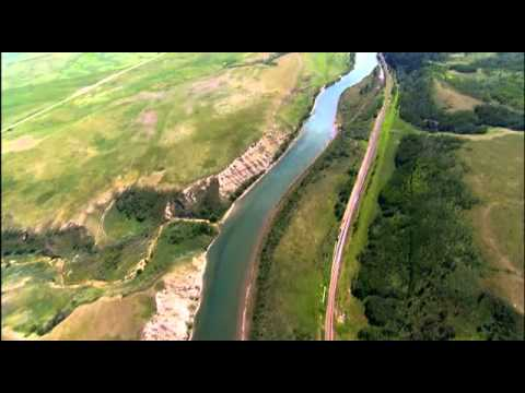 Bow River: Irrigation and Food