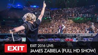 James Zabiela - Live @ Exit Festival 2016 mts Dance Arena