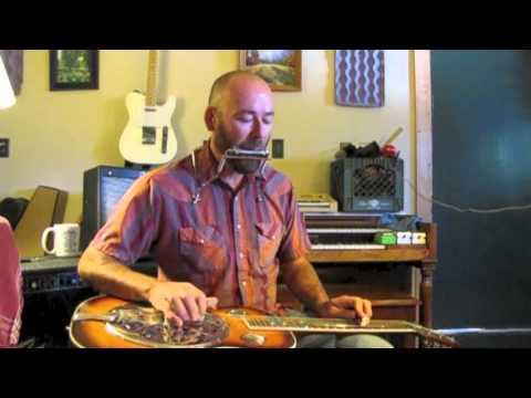 David Casey - Still Haven't Found What I'm Looking For - Dobro (U2 Cover)