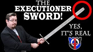 Video Underappreciated historical weapons: THE EXECUTIONER SWORD MP3, 3GP, MP4, WEBM, AVI, FLV April 2018