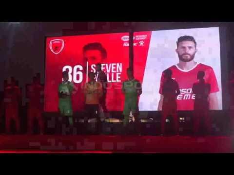 Resmi, Ini Daftar Nama 29 Pemain Skuat PSM Makassar 2017