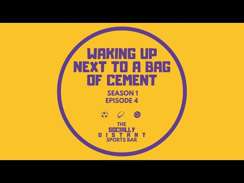 Season 1 Episode 6: Waking up Next to a Bag of Cement