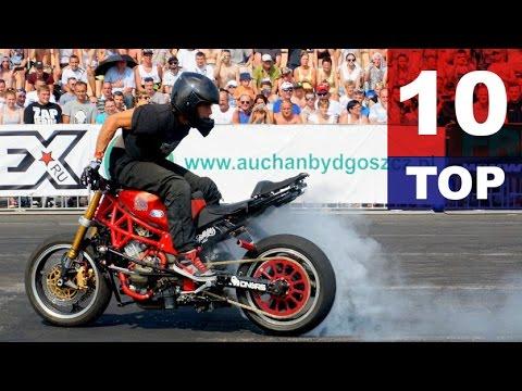 Download TOP10 Best Motorcycle Stunts StuntGP 2015 HD Mp4 3GP Video and MP3