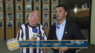 TMDR | ENTREVISTA COM OS VEREADORES CARLINHOS SANTANA E PAULINHO DO RAIO X
