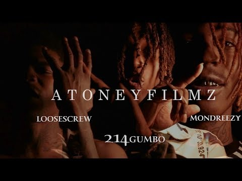 "Loosescrew feat. Mondreezy, 214Gumbo - ""Str8 In"" (Shot By @AToneyFilmz)"
