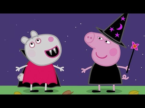 Peppa Pig Português Brasil Truco o Trato Especial de Dia das Bruxas #PeppaPigBrasil