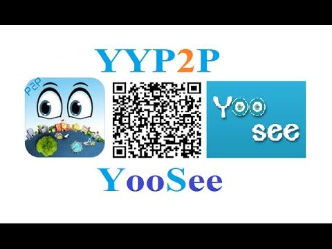Hướng dẫn nhanh sử dụng phần mềm YYp2p và camera ip