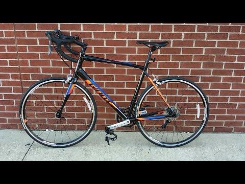 Bicicleta Giant Contend 3 2017 Nueva