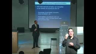 El papel de las TIC en la campaña de Obama, Espacio Fundación Telefónica Madrid.