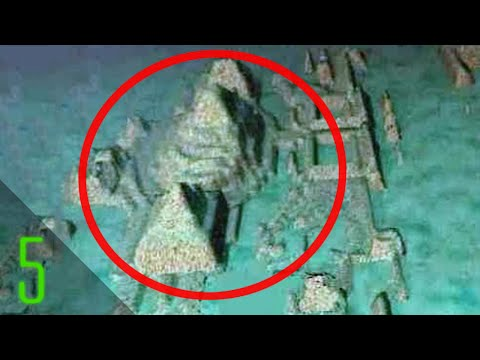 5 Real Locations of Atlantis Found