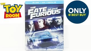 Nonton Fate Of The Furious Best Buy Exclusive Blu Ray Steelbook Unboxing + Ultraviolet Giveaway Film Subtitle Indonesia Streaming Movie Download