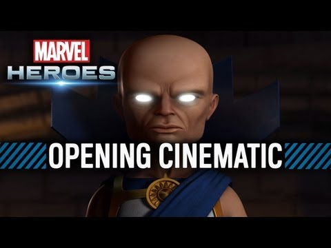 Heroes - Welcome to Marvel Heroes (www.marvelheroes.com), the free to play action MMO action RPG from Gazillion Entertainment! In this epic conclusion to the story be...